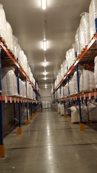 AGRO ALIMENTAIRE MARKAL STOCKAGE