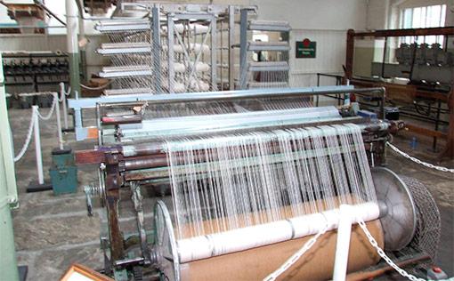 Eclairage ateliers cuir & textile