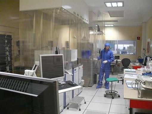 Eclairage industrie pharmaceutique
