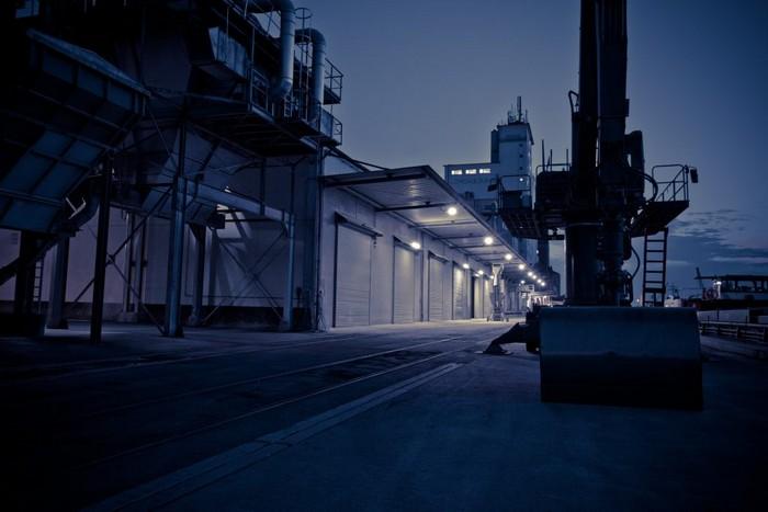 Solutions d'éclairage pour les industries